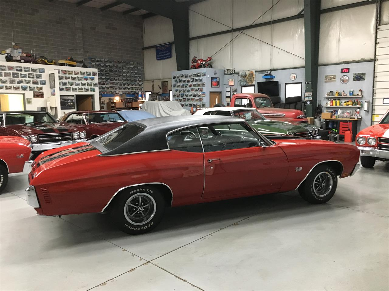 Large Picture of 1970 Chevrolet Chevelle SS - $54,900.00 Offered by BlueLine Classics - MO3N