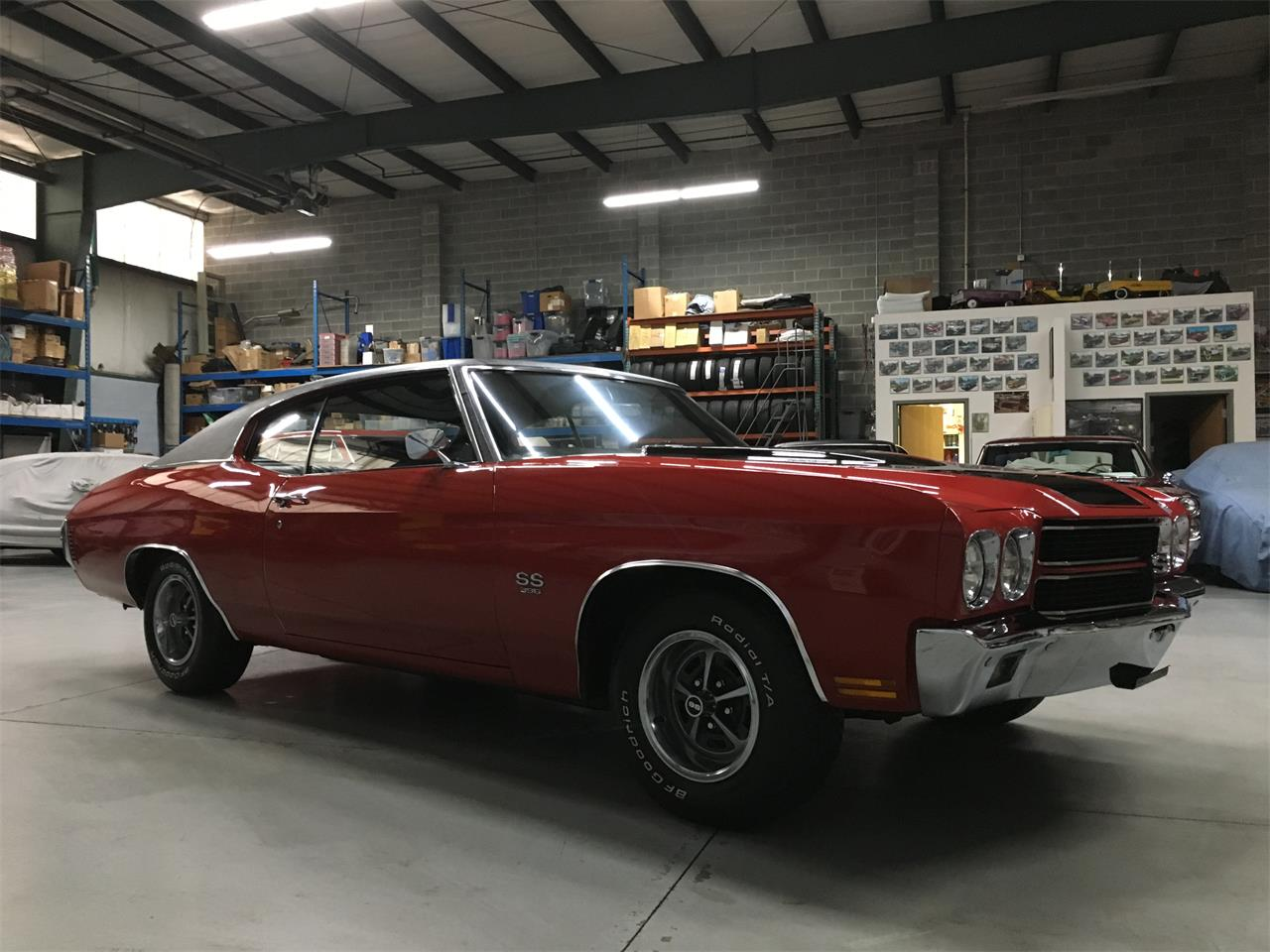 Large Picture of 1970 Chevelle SS located in North Royalton Ohio - $54,900.00 Offered by BlueLine Classics - MO3N