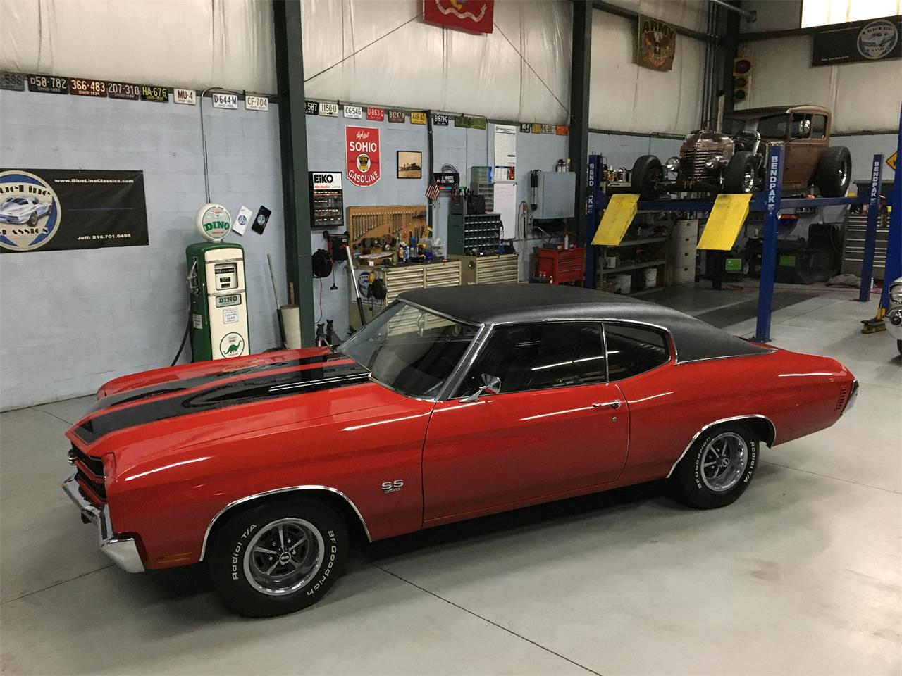 Large Picture of Classic '70 Chevelle SS - $54,900.00 - MO3N