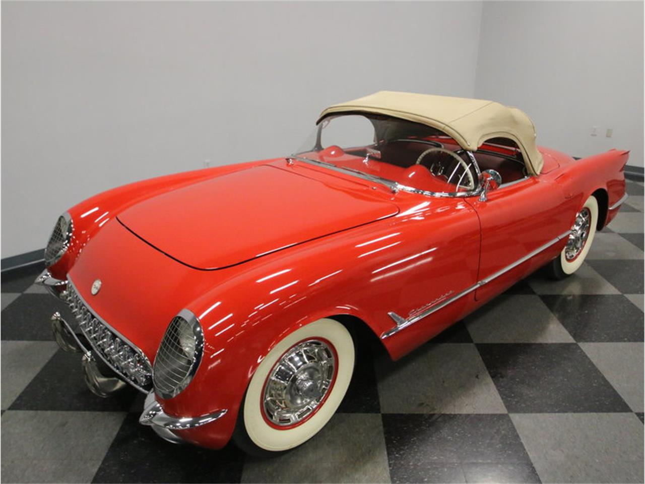 Large Picture of '54 Corvette located in Tennessee Offered by Streetside Classics - Nashville - MO3P