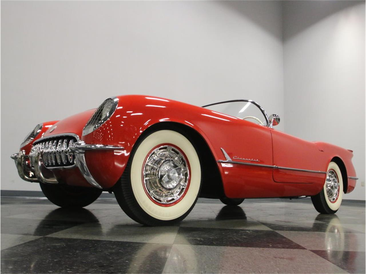 Large Picture of Classic '54 Corvette located in Tennessee Offered by Streetside Classics - Nashville - MO3P