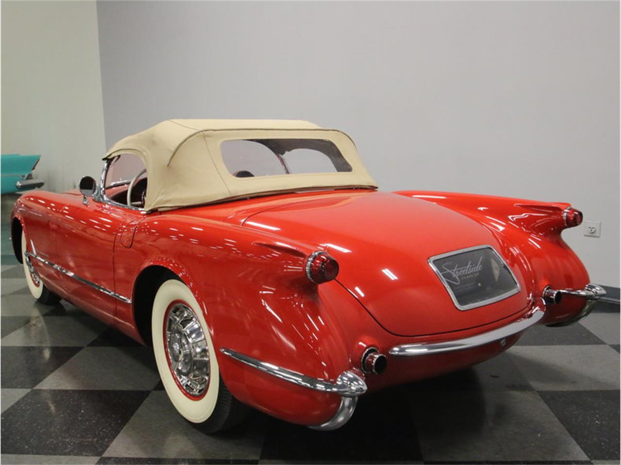 Large Picture of Classic 1954 Chevrolet Corvette - MO3P
