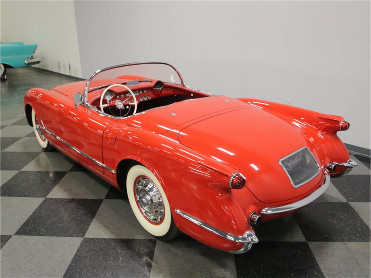 Large Picture of Classic '54 Chevrolet Corvette located in Lavergne Tennessee Offered by Streetside Classics - Nashville - MO3P