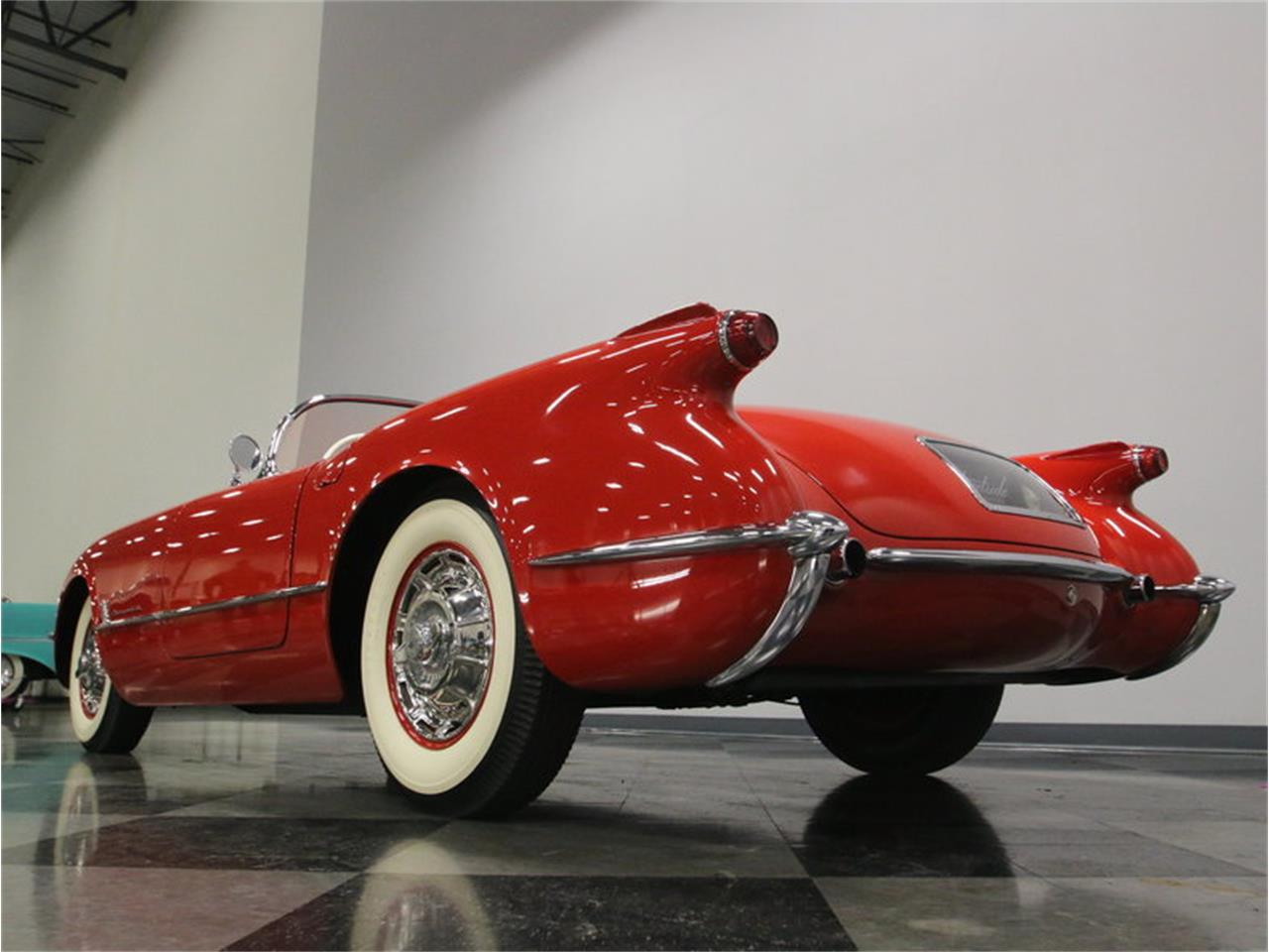 Large Picture of 1954 Corvette located in Lavergne Tennessee Offered by Streetside Classics - Nashville - MO3P