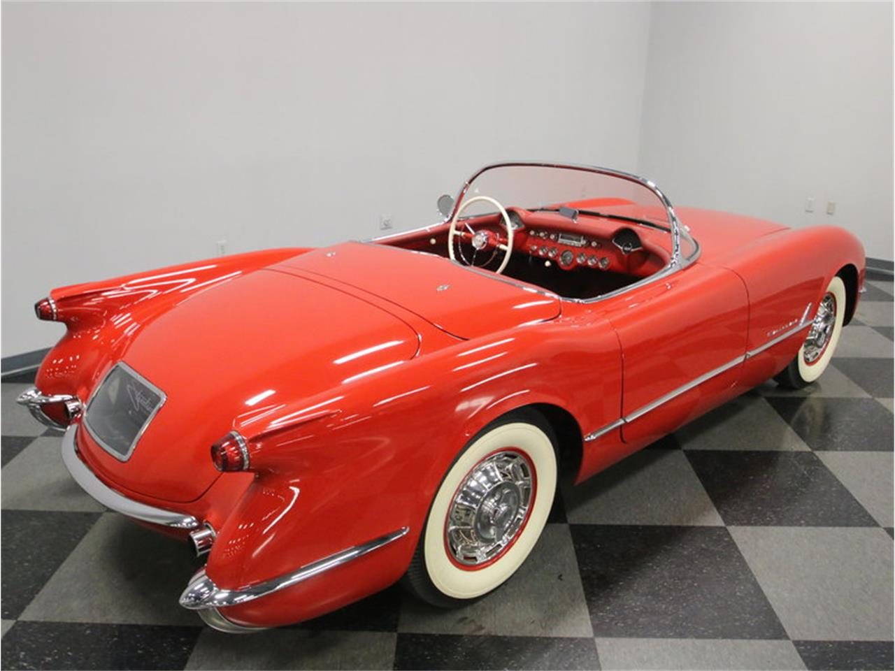 Large Picture of '54 Chevrolet Corvette located in Lavergne Tennessee - $69,995.00 Offered by Streetside Classics - Nashville - MO3P