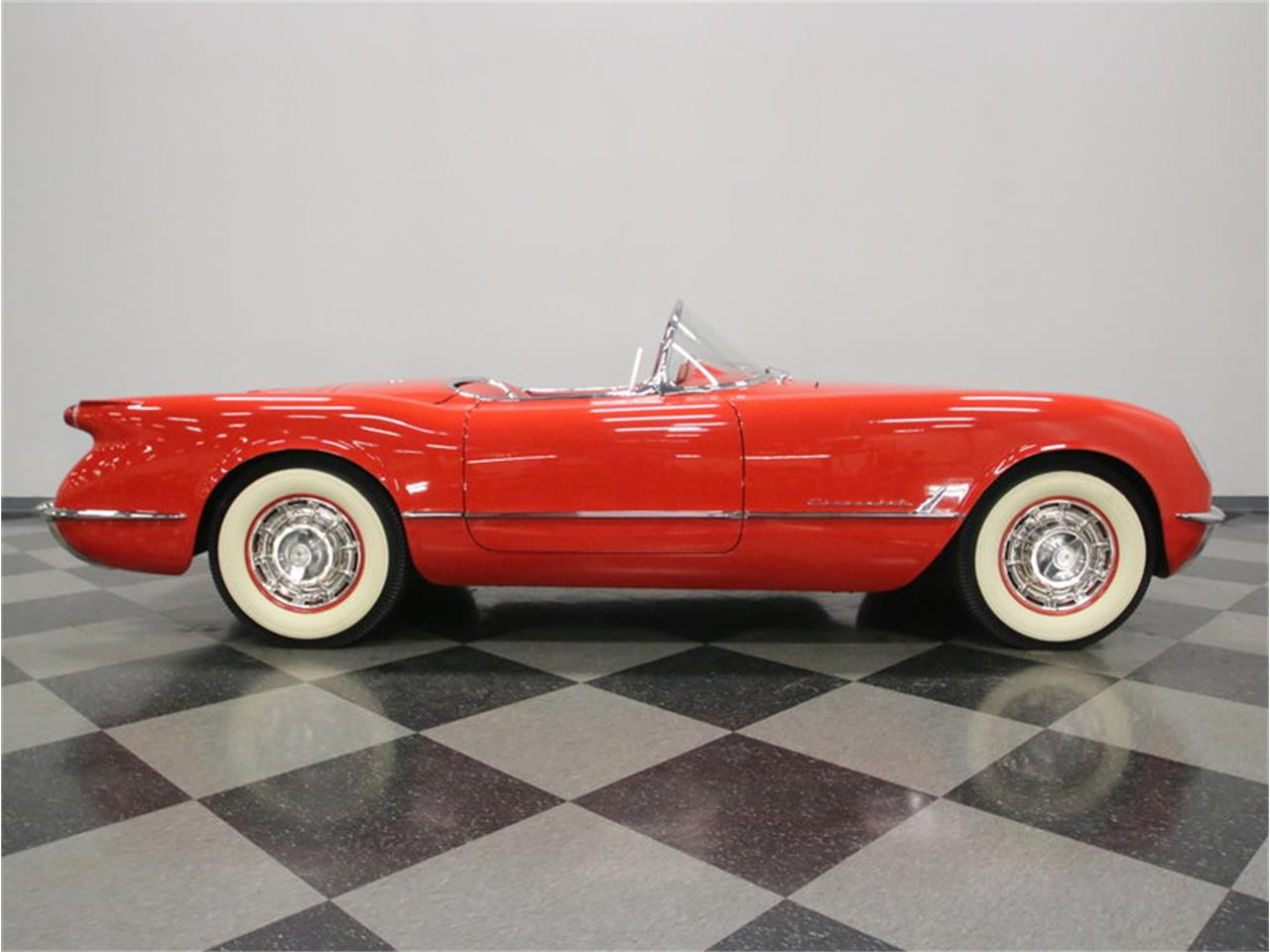 Large Picture of Classic '54 Chevrolet Corvette Offered by Streetside Classics - Nashville - MO3P
