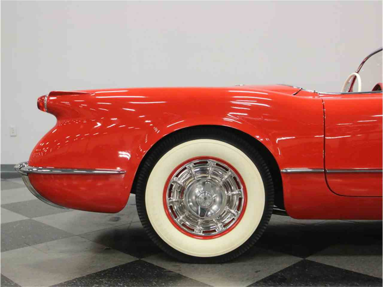 Large Picture of '54 Corvette - MO3P