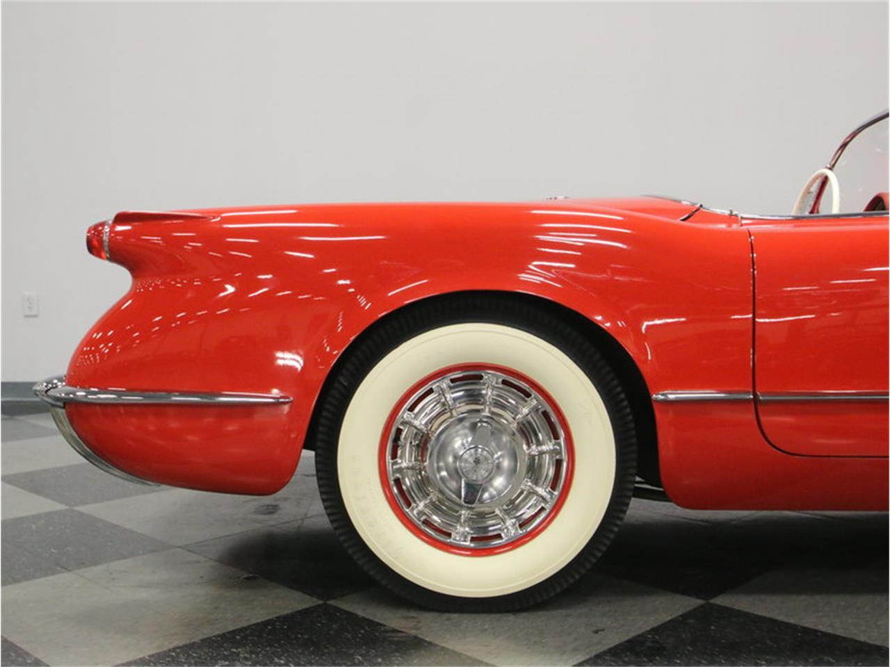 Large Picture of Classic 1954 Corvette - MO3P