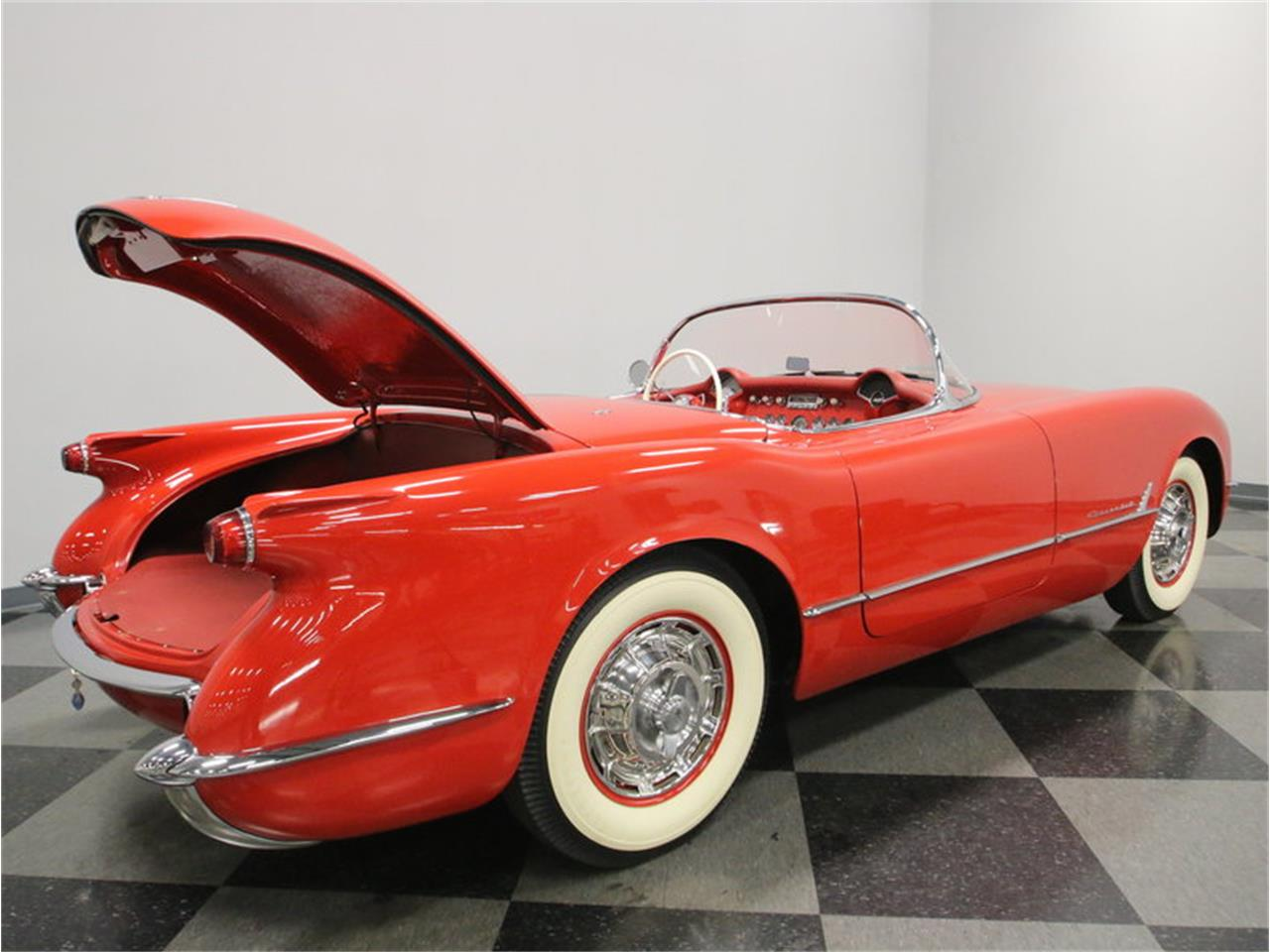 Large Picture of Classic '54 Chevrolet Corvette located in Tennessee - MO3P