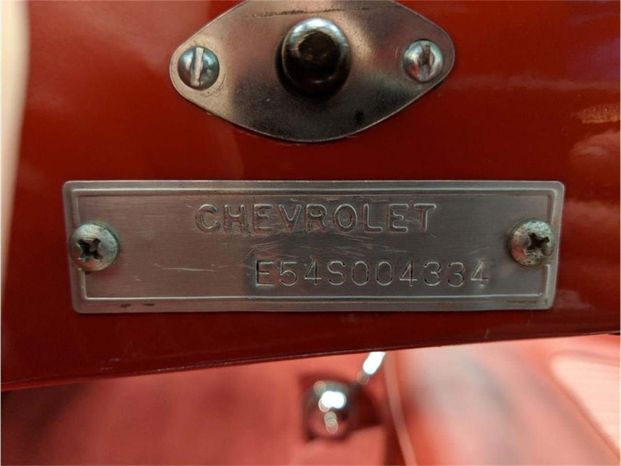 Large Picture of '54 Corvette - MO3P