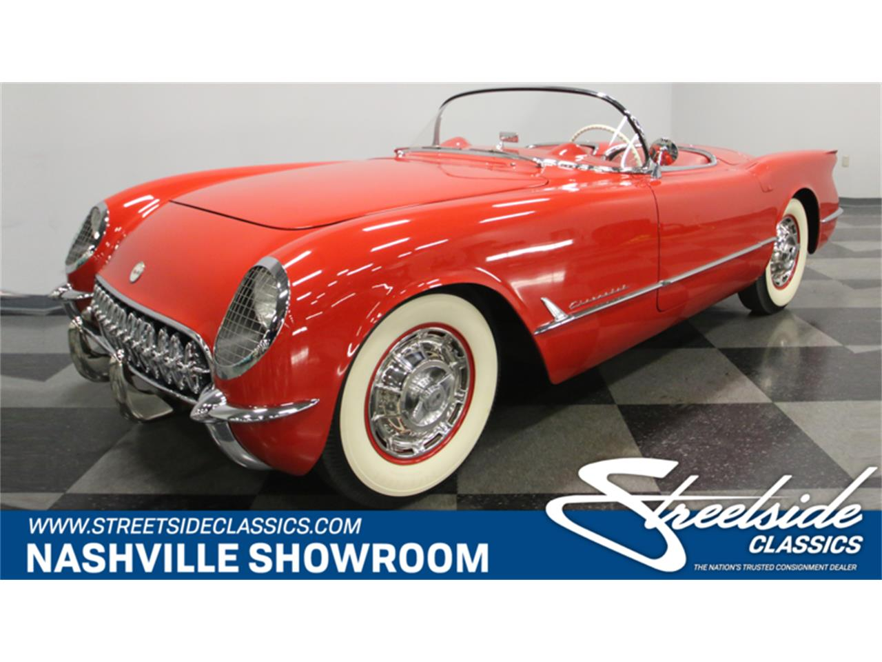 Large Picture of '54 Chevrolet Corvette located in Lavergne Tennessee - MO3P