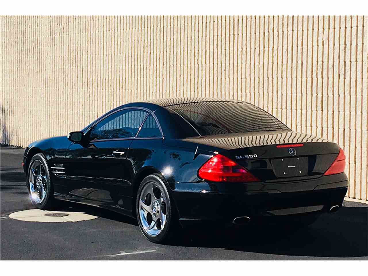 Large Picture of '04 SL500 - MO3S