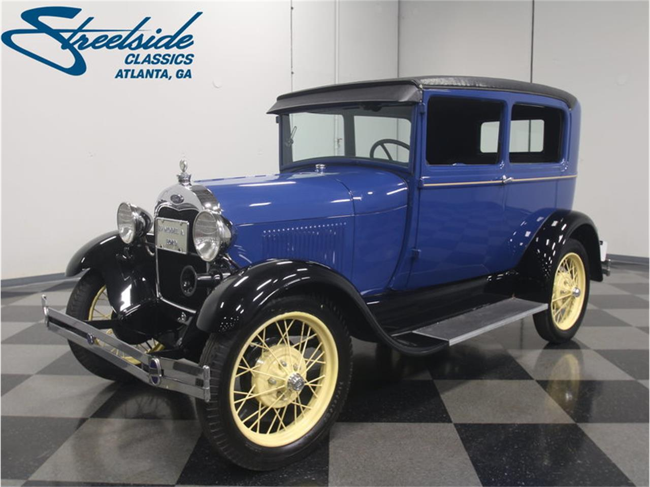 Large Picture of Classic '29 Ford Model A 2-Door Sedan located in Lithia Springs Georgia Offered by Streetside Classics - Atlanta - MO3U