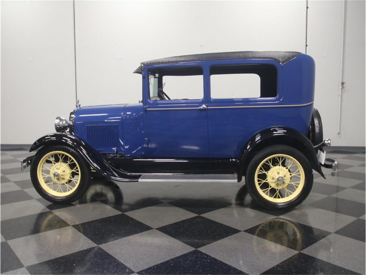 Large Picture of Classic 1929 Model A 2-Door Sedan Offered by Streetside Classics - Atlanta - MO3U