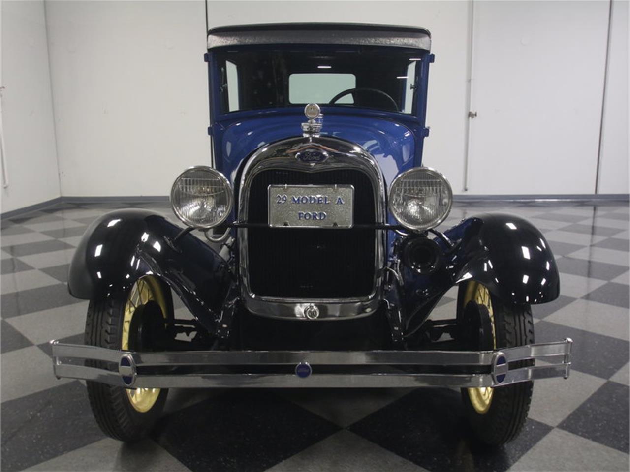 Large Picture of Classic 1929 Model A 2-Door Sedan - $19,995.00 Offered by Streetside Classics - Atlanta - MO3U
