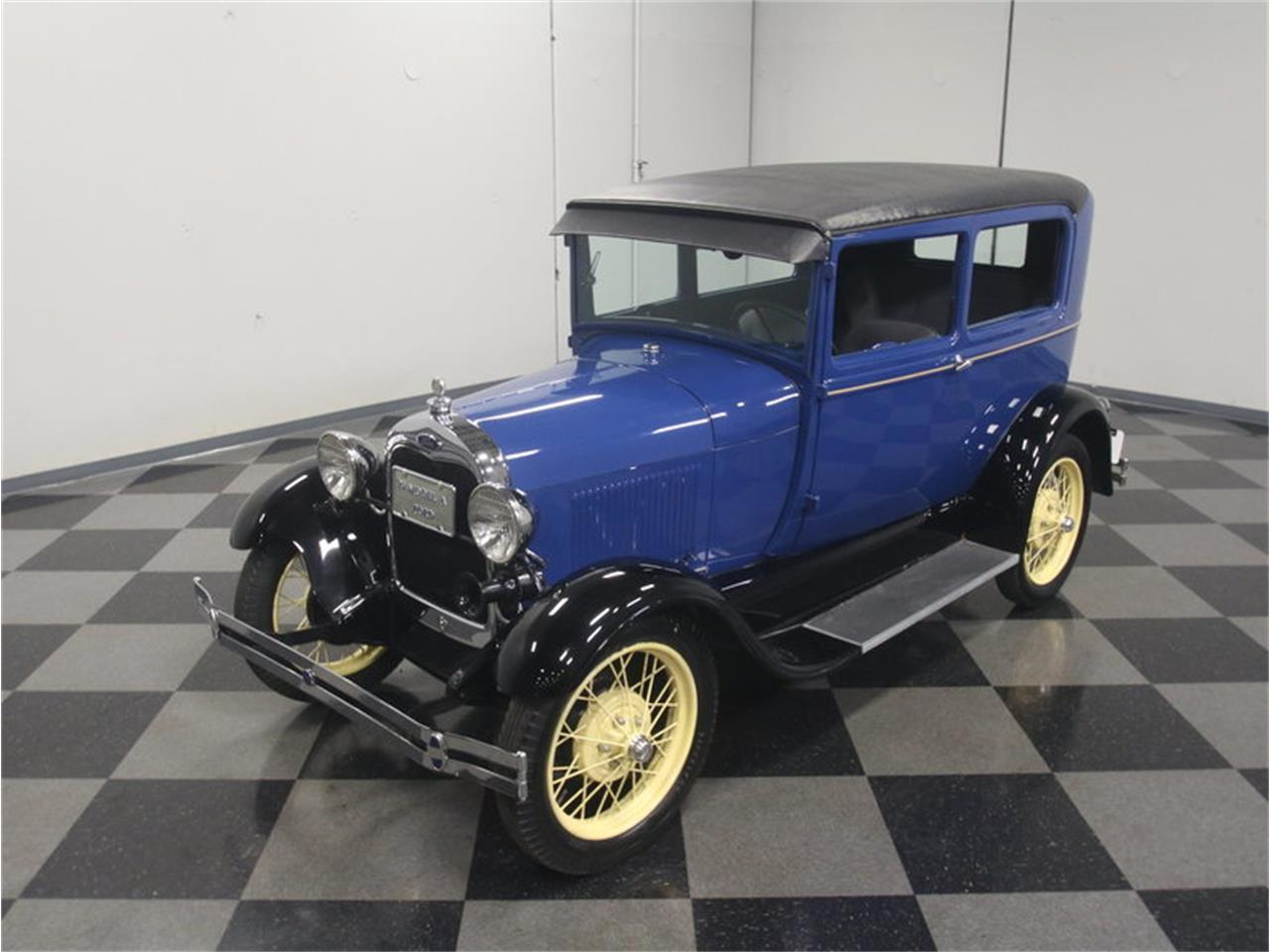 Large Picture of 1929 Model A 2-Door Sedan located in Lithia Springs Georgia Offered by Streetside Classics - Atlanta - MO3U