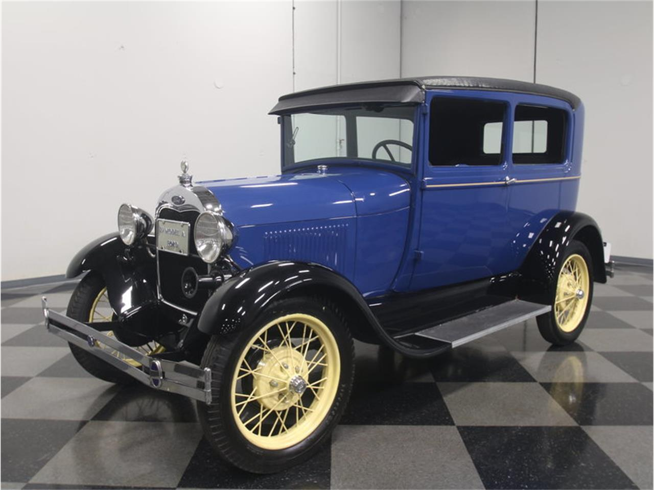 Large Picture of Classic '29 Ford Model A 2-Door Sedan Offered by Streetside Classics - Atlanta - MO3U