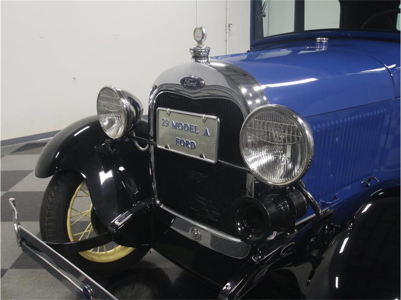 Large Picture of '29 Model A 2-Door Sedan located in Lithia Springs Georgia - $19,995.00 - MO3U