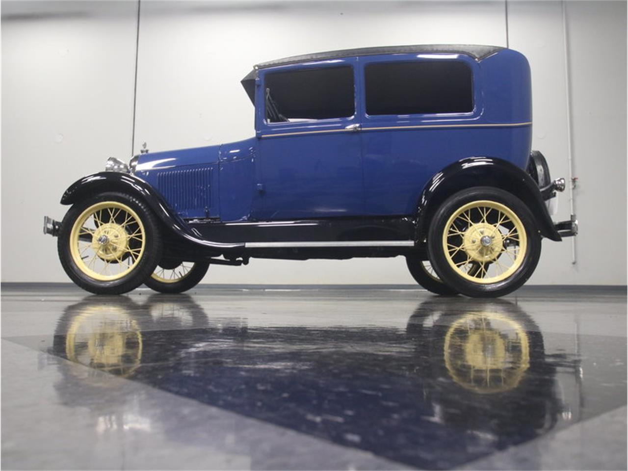 Large Picture of 1929 Ford Model A 2-Door Sedan located in Lithia Springs Georgia - MO3U