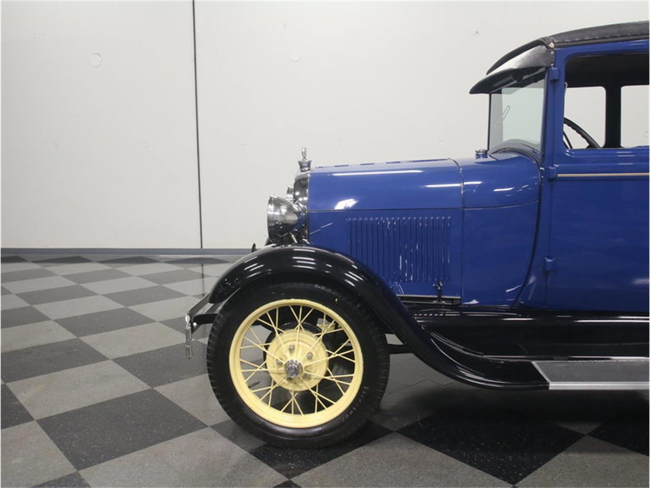 Large Picture of 1929 Model A 2-Door Sedan Offered by Streetside Classics - Atlanta - MO3U