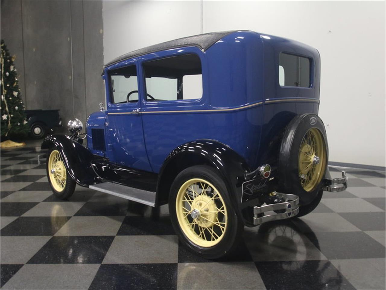 Large Picture of Classic '29 Ford Model A 2-Door Sedan - $19,995.00 Offered by Streetside Classics - Atlanta - MO3U