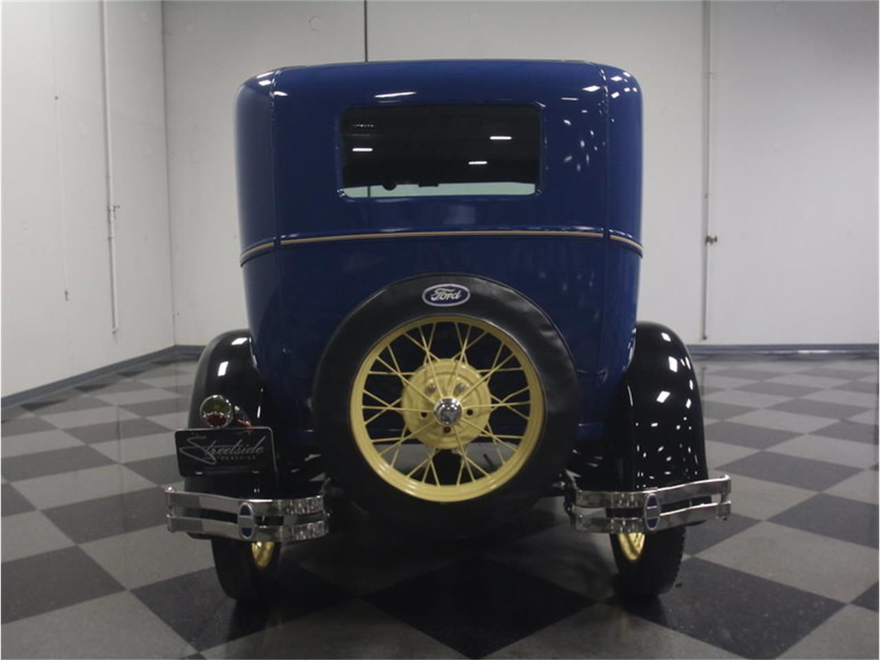 Large Picture of Classic 1929 Ford Model A 2-Door Sedan Offered by Streetside Classics - Atlanta - MO3U