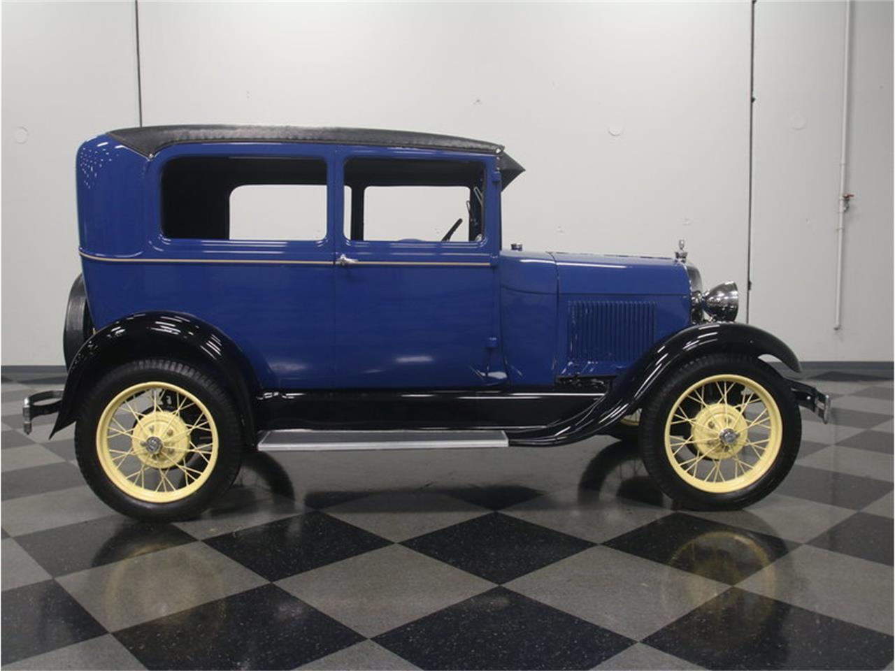 Large Picture of '29 Model A 2-Door Sedan - $19,995.00 Offered by Streetside Classics - Atlanta - MO3U