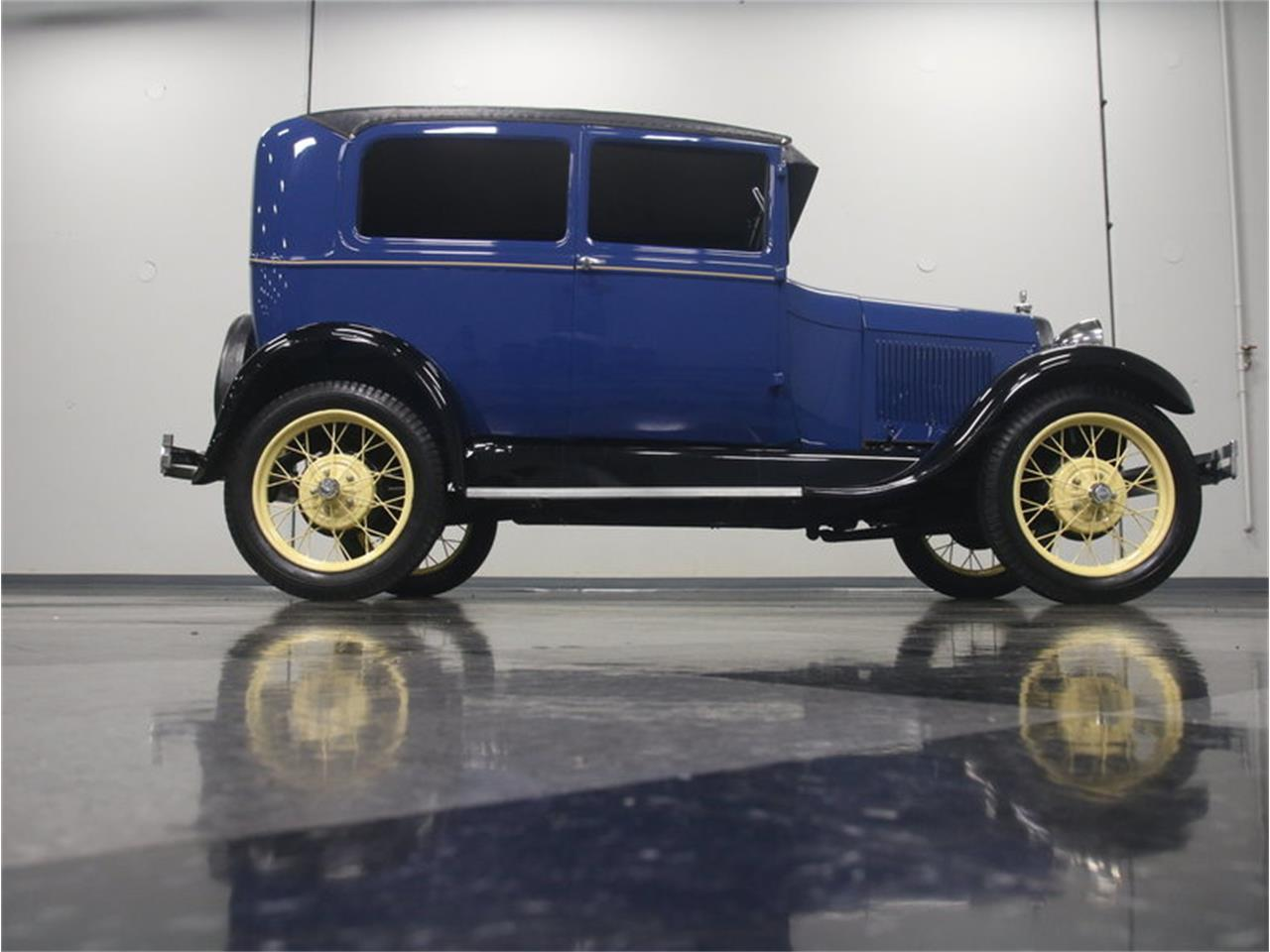 Large Picture of 1929 Ford Model A 2-Door Sedan - $19,995.00 - MO3U