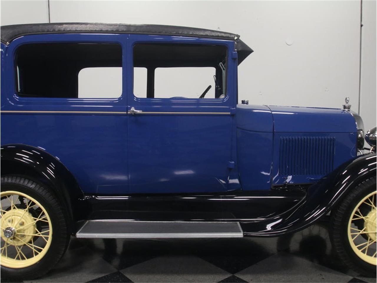 Large Picture of '29 Ford Model A 2-Door Sedan located in Lithia Springs Georgia - MO3U