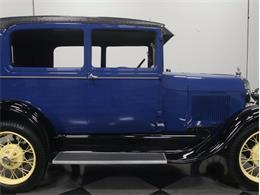 Picture of 1929 Model A 2-Door Sedan located in Lithia Springs Georgia - MO3U