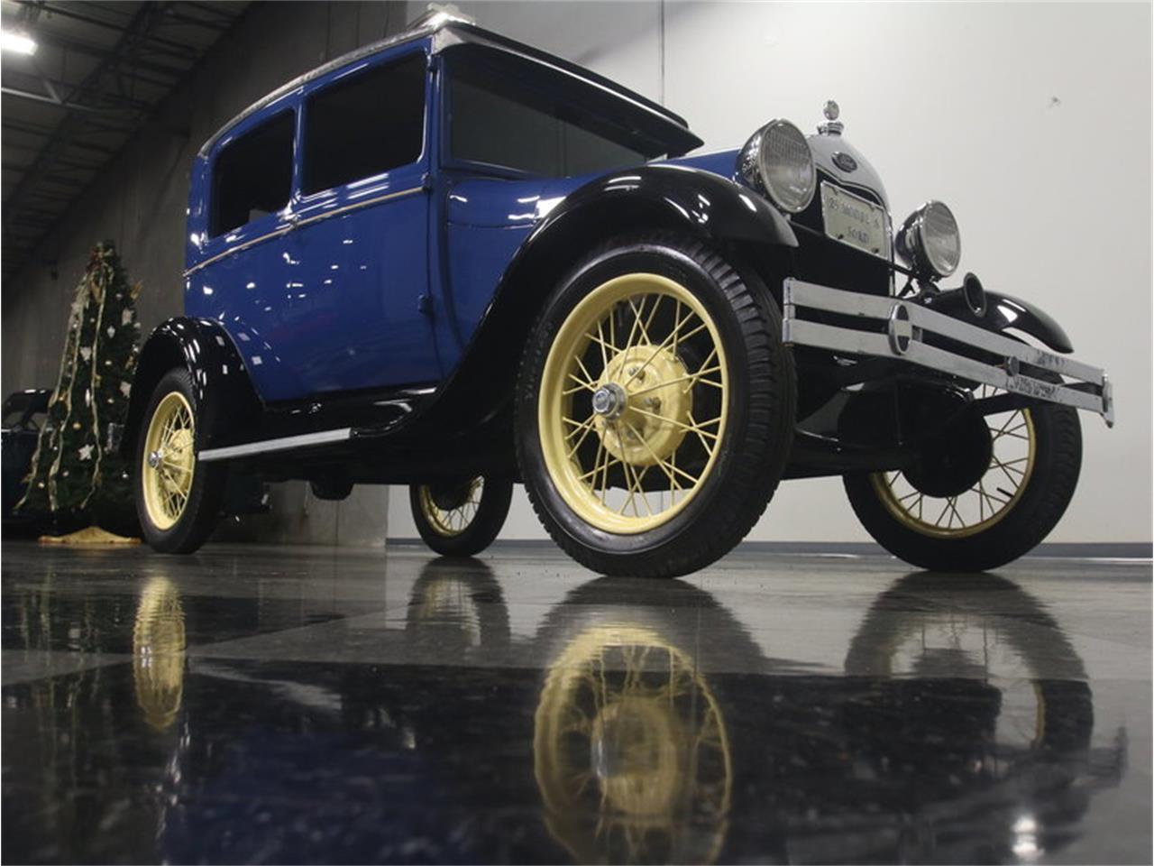 Large Picture of 1929 Model A 2-Door Sedan located in Lithia Springs Georgia - $19,995.00 - MO3U