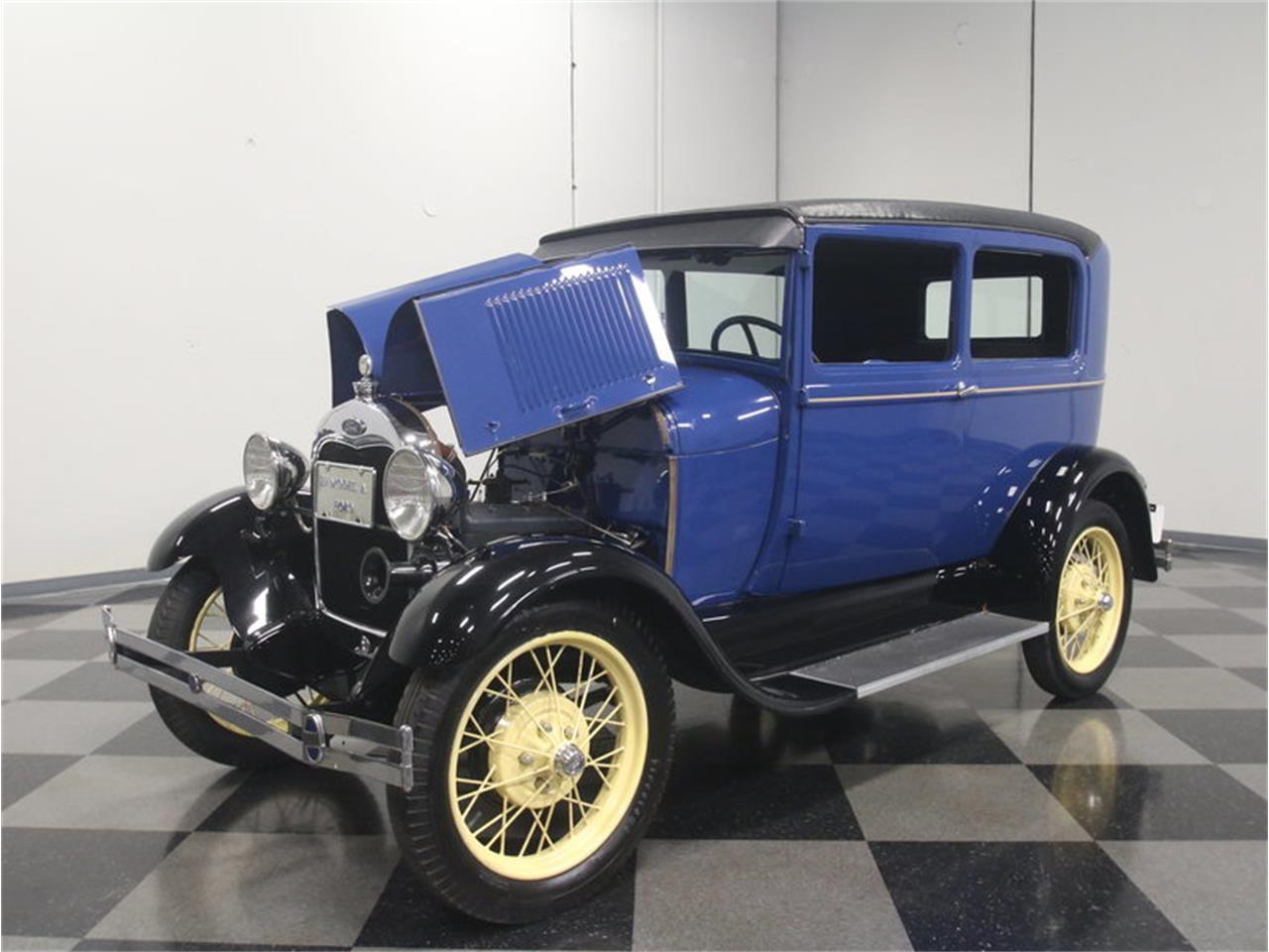 Large Picture of '29 Model A 2-Door Sedan Offered by Streetside Classics - Atlanta - MO3U