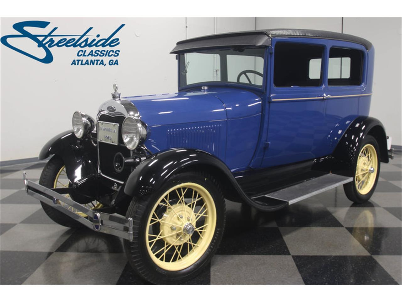 Large Picture of '29 Model A 2-Door Sedan located in Lithia Springs Georgia - $19,995.00 Offered by Streetside Classics - Atlanta - MO3U