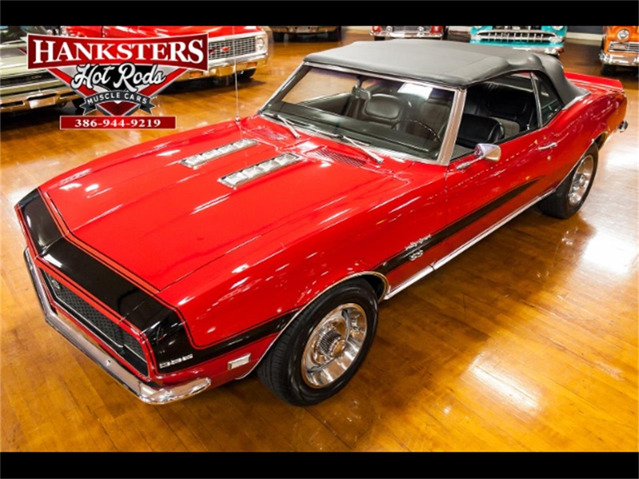 Large Picture of 1968 Chevrolet Camaro - $44,900.00 Offered by Hanksters Muscle Cars - MO3V