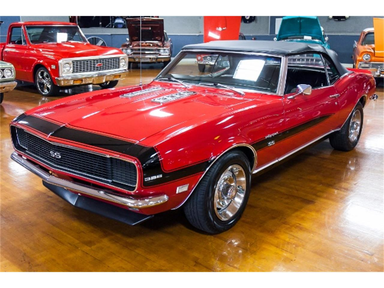 Large Picture of Classic 1968 Camaro located in Pennsylvania - $44,900.00 Offered by Hanksters Muscle Cars - MO3V