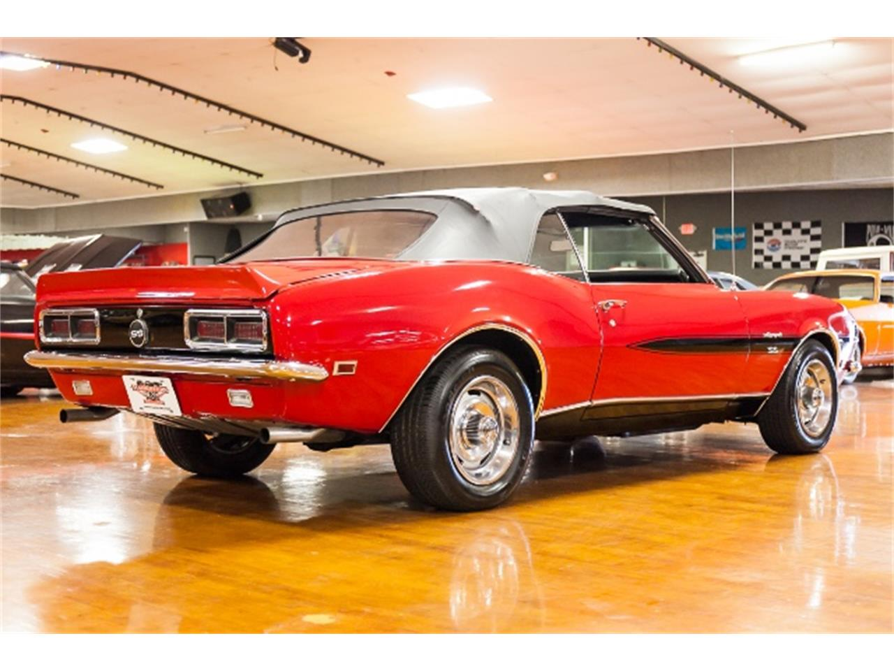 Large Picture of 1968 Camaro Offered by Hanksters Muscle Cars - MO3V