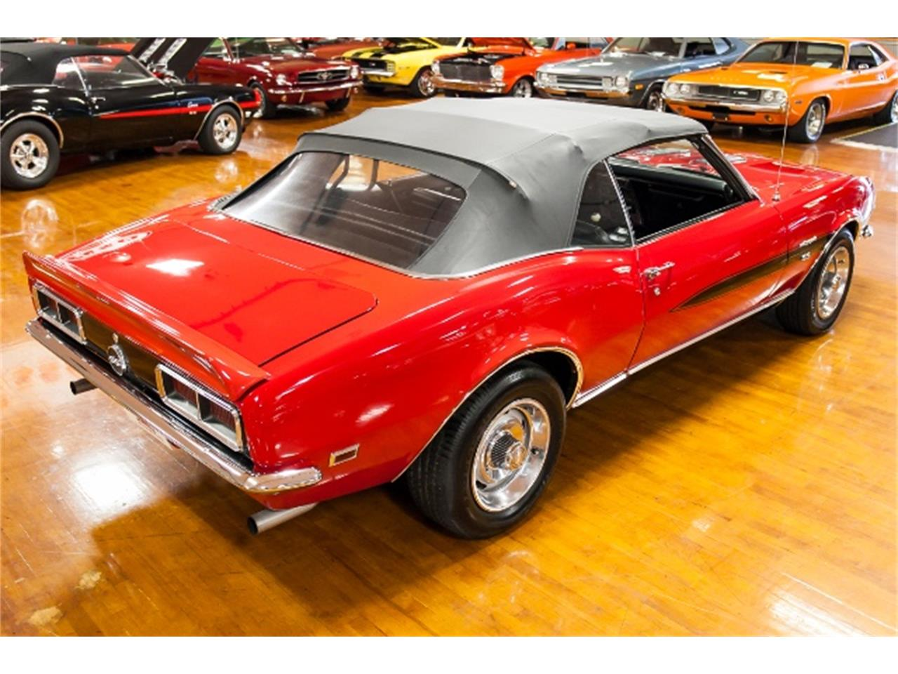 Large Picture of Classic '68 Chevrolet Camaro - $44,900.00 Offered by Hanksters Muscle Cars - MO3V