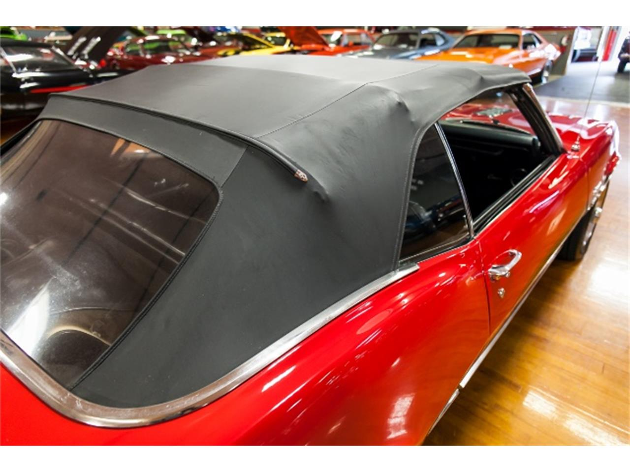 Large Picture of 1968 Chevrolet Camaro located in Pennsylvania - MO3V