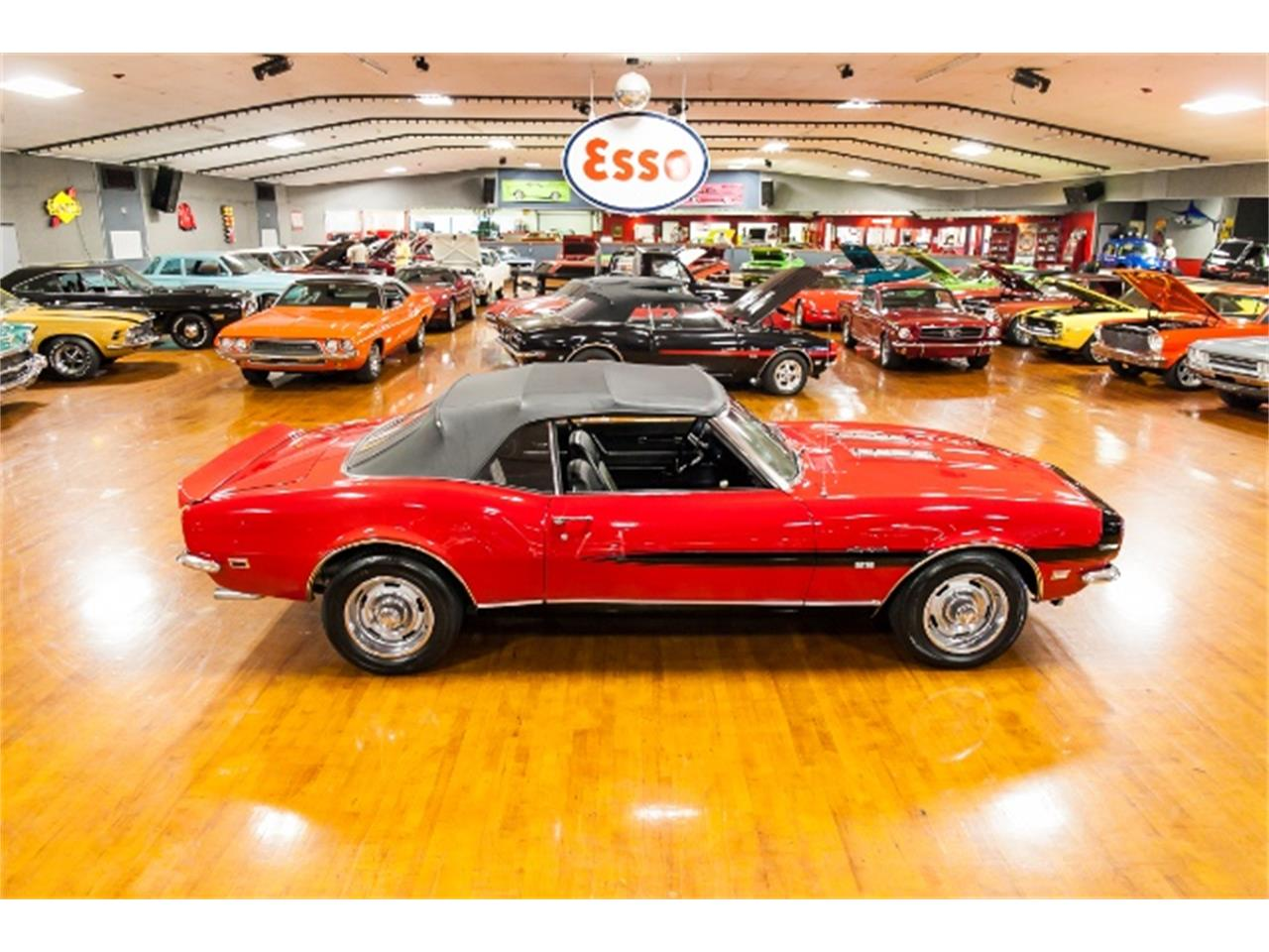 Large Picture of Classic 1968 Chevrolet Camaro Offered by Hanksters Muscle Cars - MO3V