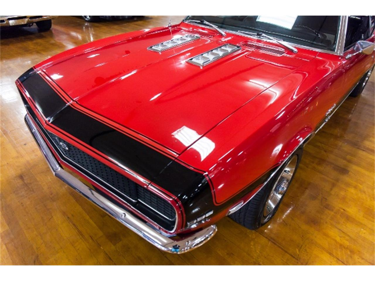 Large Picture of Classic 1968 Chevrolet Camaro located in Indiana Pennsylvania Offered by Hanksters Muscle Cars - MO3V