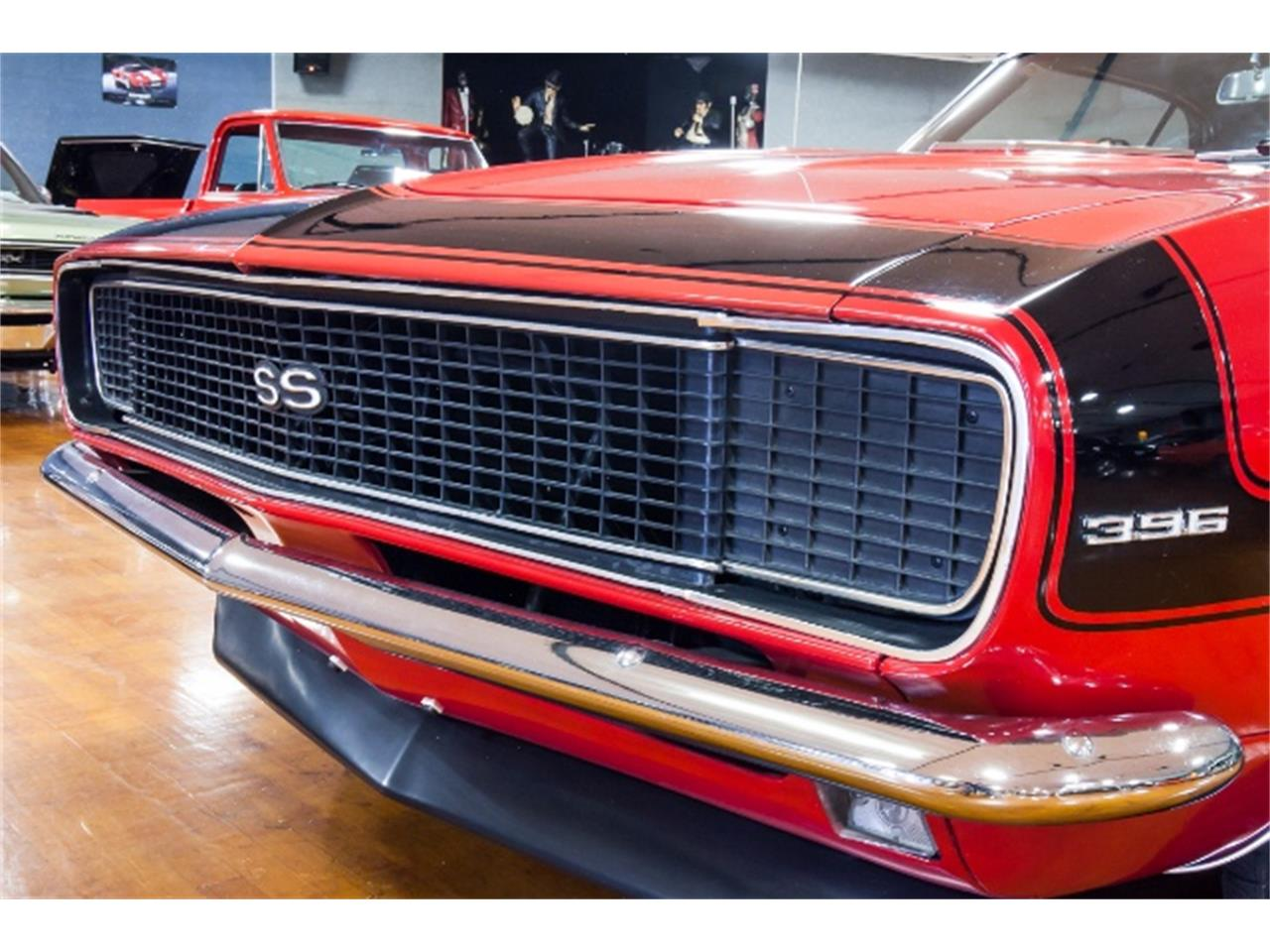Large Picture of Classic '68 Chevrolet Camaro Offered by Hanksters Muscle Cars - MO3V