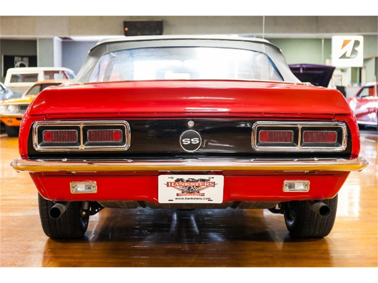 Large Picture of '68 Chevrolet Camaro - $44,900.00 Offered by Hanksters Muscle Cars - MO3V