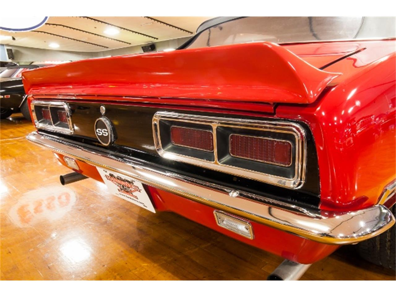 Large Picture of Classic 1968 Chevrolet Camaro located in Indiana Pennsylvania - $44,900.00 Offered by Hanksters Muscle Cars - MO3V