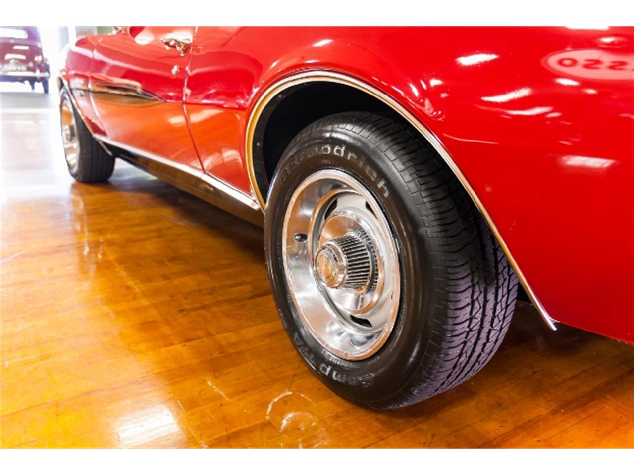 Large Picture of Classic '68 Chevrolet Camaro located in Indiana Pennsylvania - $44,900.00 - MO3V