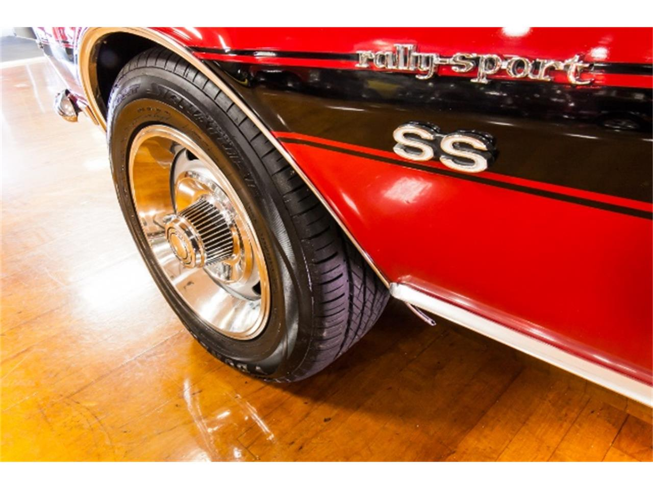 Large Picture of 1968 Chevrolet Camaro Offered by Hanksters Muscle Cars - MO3V