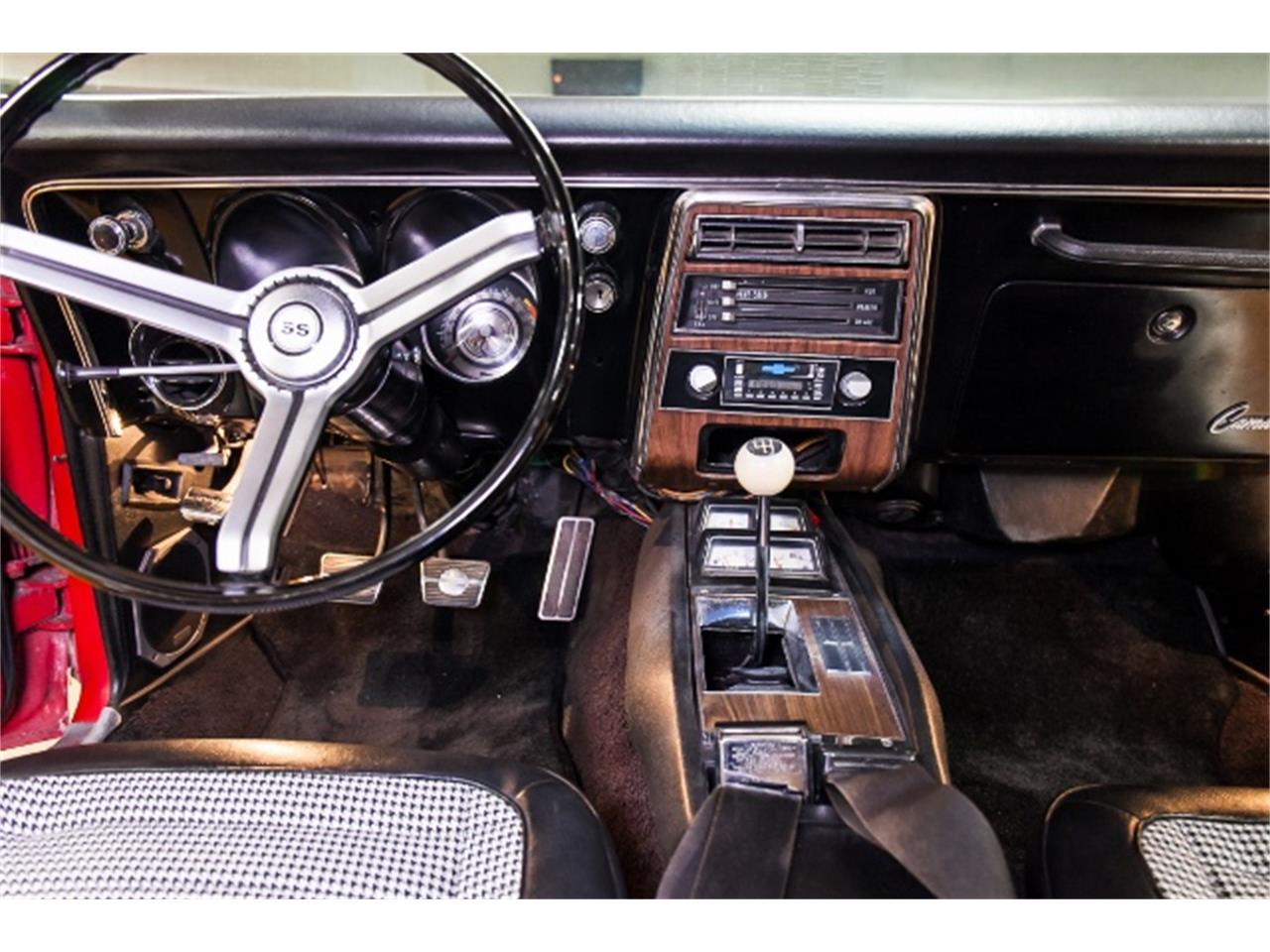 Large Picture of Classic 1968 Chevrolet Camaro located in Indiana Pennsylvania - MO3V