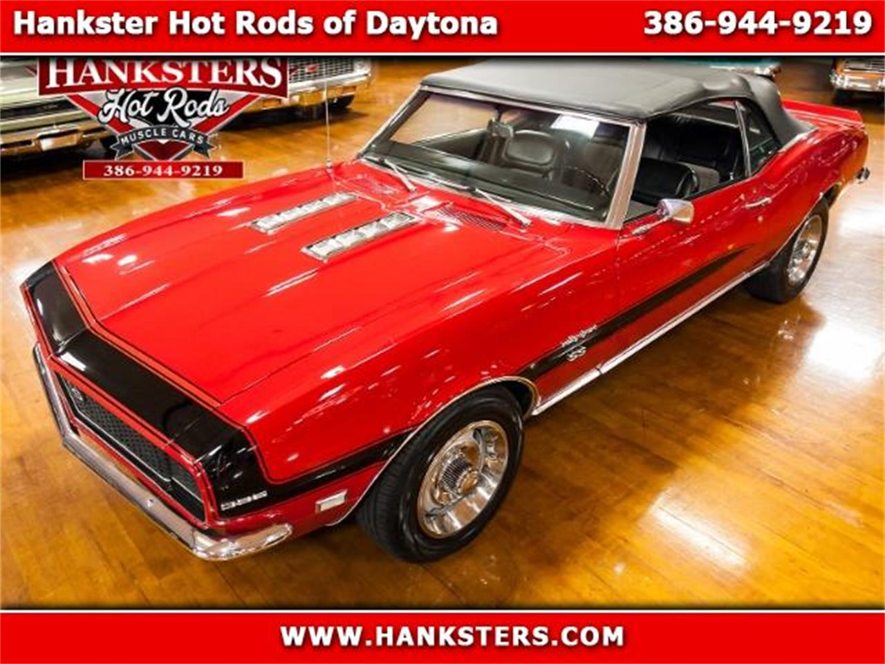 Large Picture of Classic '68 Chevrolet Camaro located in Pennsylvania - $44,900.00 Offered by Hanksters Muscle Cars - MO3V