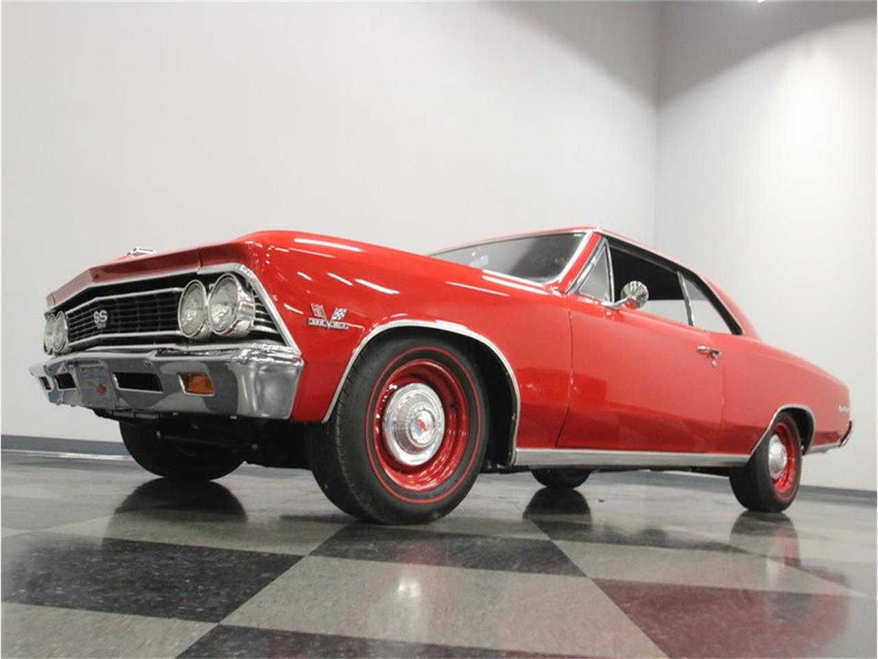 Large Picture of Classic '66 Chevelle SS located in Tennessee Offered by Streetside Classics - Nashville - MO3Y