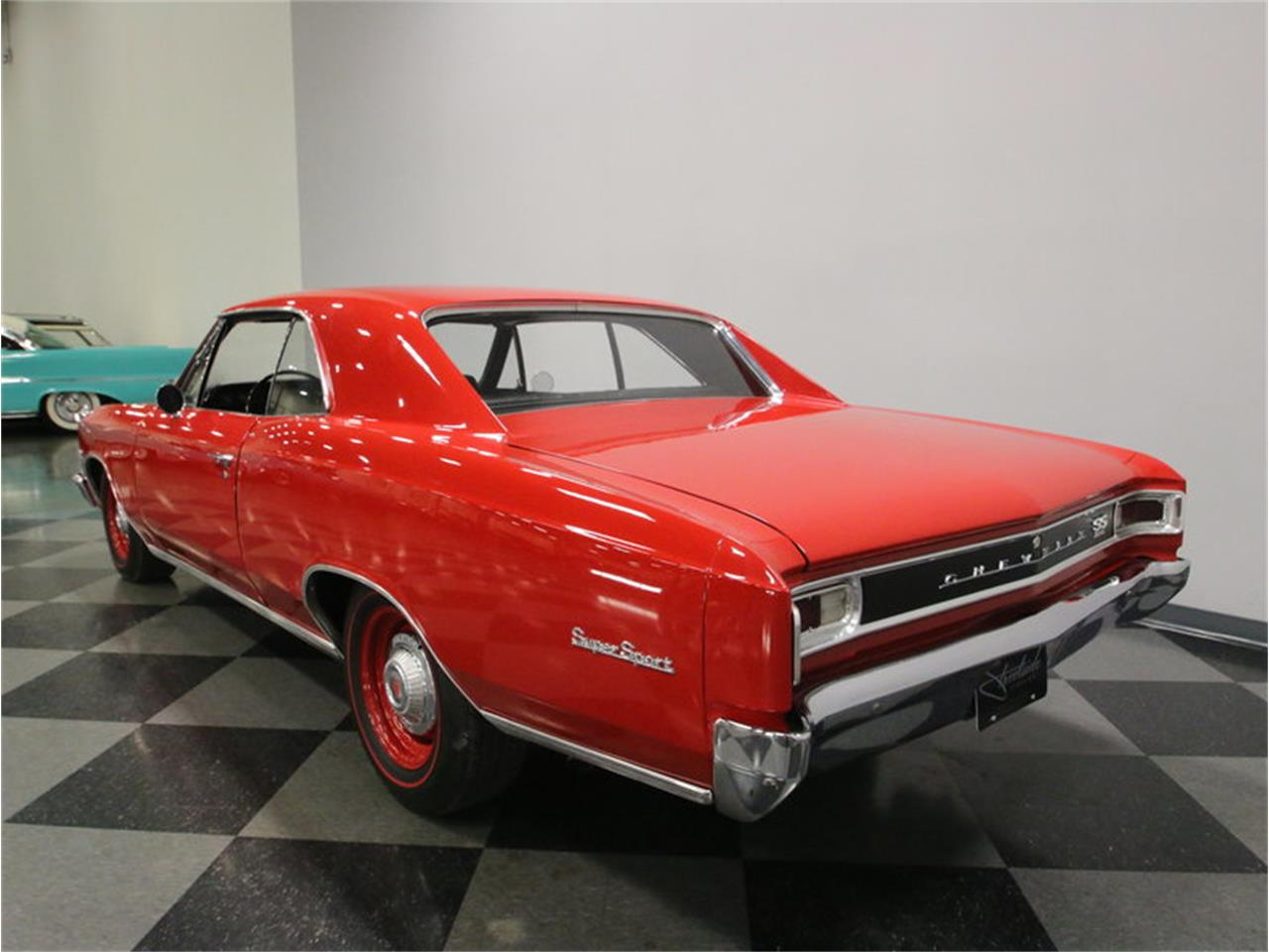 Large Picture of 1966 Chevrolet Chevelle SS Offered by Streetside Classics - Nashville - MO3Y