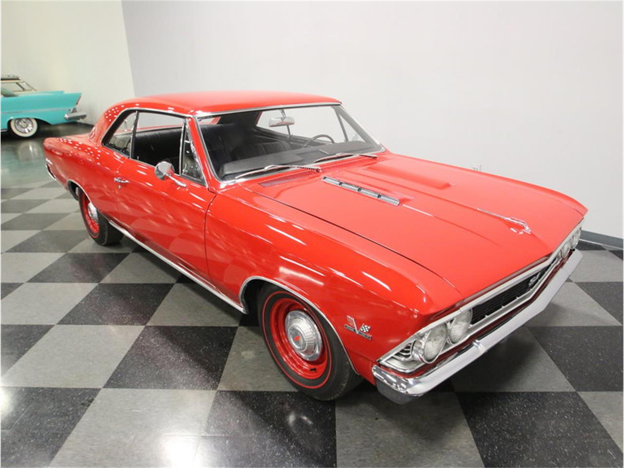 Large Picture of Classic '66 Chevelle SS - $52,995.00 Offered by Streetside Classics - Nashville - MO3Y